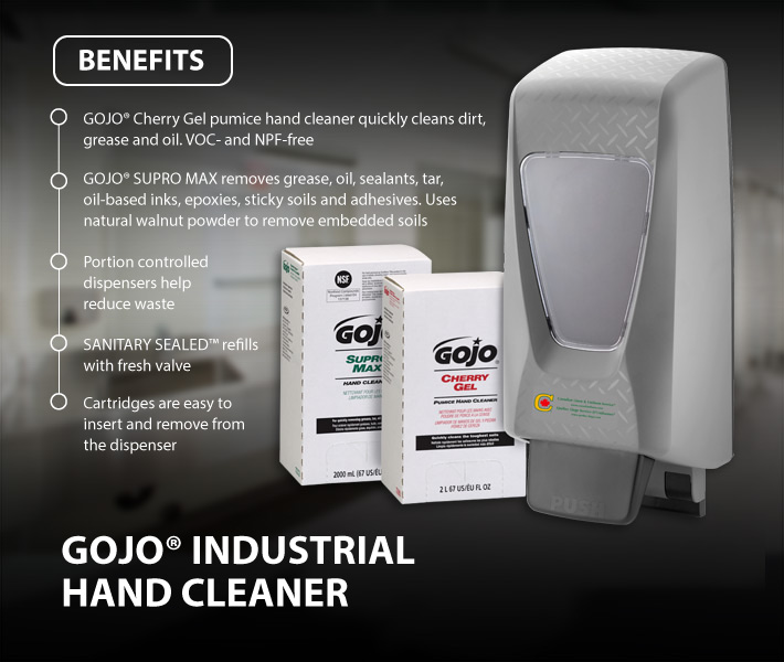 GOJO® Industrial Hand Cleaners